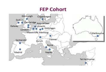 Map FEP Cohort